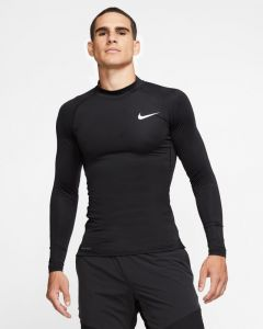Maillot Nike Pro Compression Mock manches longues pour Homme BV5592