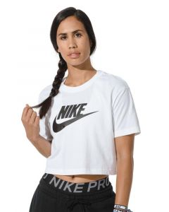 BV6175-010 T-Shirt Nike Sportswear Noir pour Femme