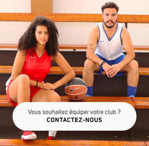 Demandez un devis pour votre club de Basket