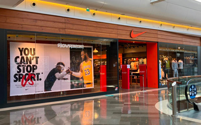 Nike Store Marseille