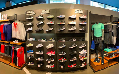 Nike Store Monaco